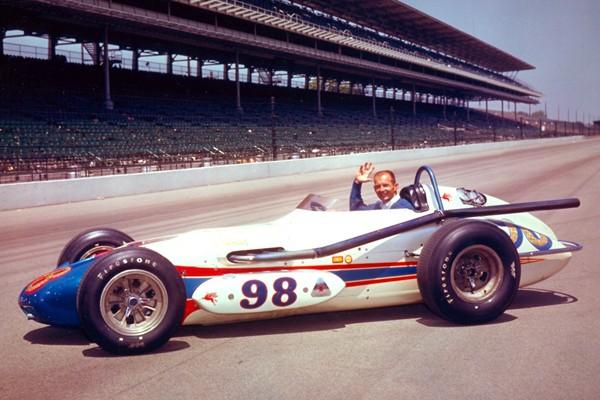 1963 Watson Parnelli Jones race winner