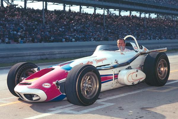 1964 Watson AJ Foyt Sheraton Thompson Special