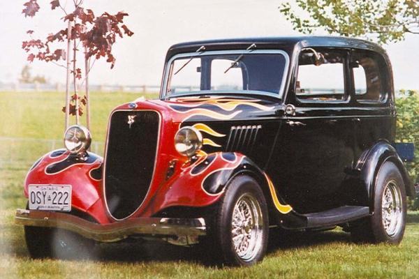 1982 John Pappert 1934 Ford Model Y