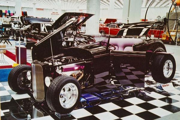 1990 Dan Webb 1932 Ford Roadster