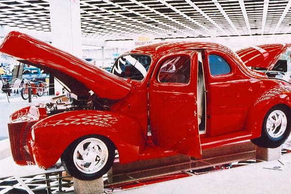 1993 Dave Stitzer 1940 Ford Coupe