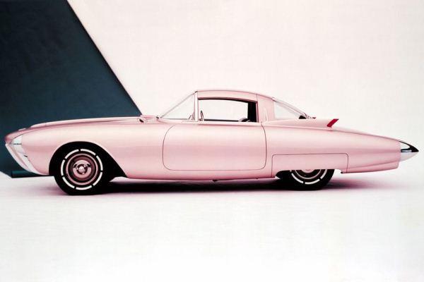 1956 Oldsmobile Golden Rocket left