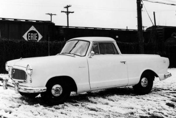 1960 Rambler American pickup prototype  LF