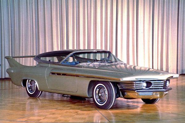 1961 Chrysler Turbo Flite by Ghia RF