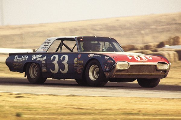 1963 Ford Thunderbird Clem Proctor
