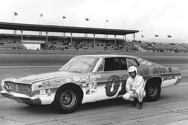 1968 Ford Galaxie Art Bennett Daytona 1970