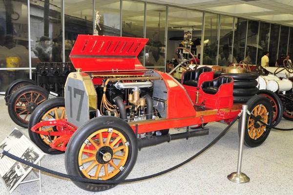 1907 Itala Grand Prix Racer