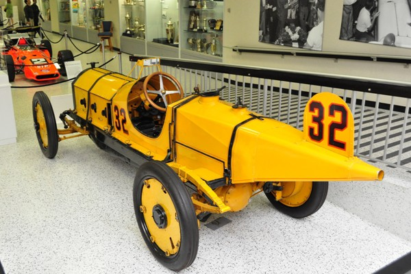 1911 Marmon Wasp first Indy 500 winner