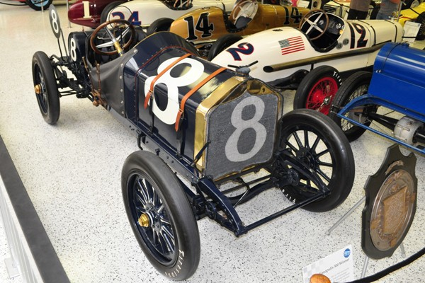 1912 National Indianapolis 500 winner