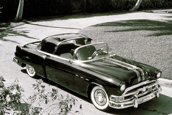 1953 Pontiac Parisienne Motorama Dream Car