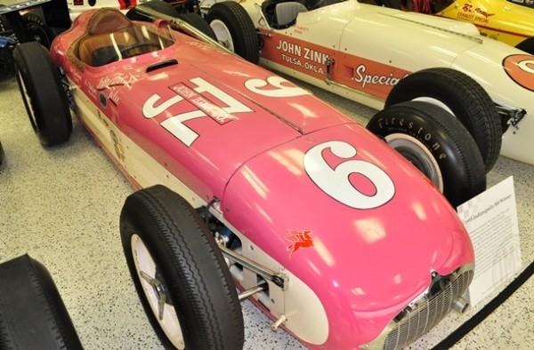 1955 Kurtis Indy winner Bob Sweikert