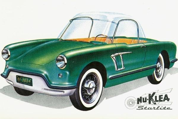 1960 Nu-Klea electric car
