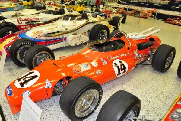 1967 Coyote-Ford Indy 500 winner Aj Foyt
