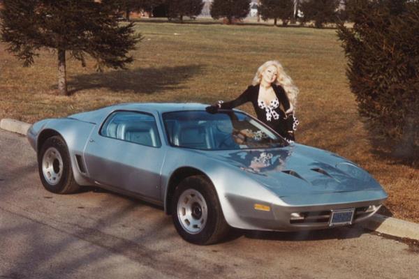 1973 Corvette XP-895 mid-engine prototype