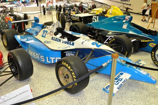 1995 Reynard-Ford Jacques Villeneuve