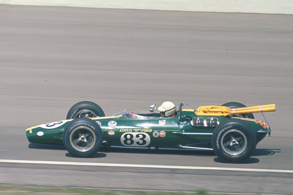 Bobby Johns Lotus 38 Ford 1965