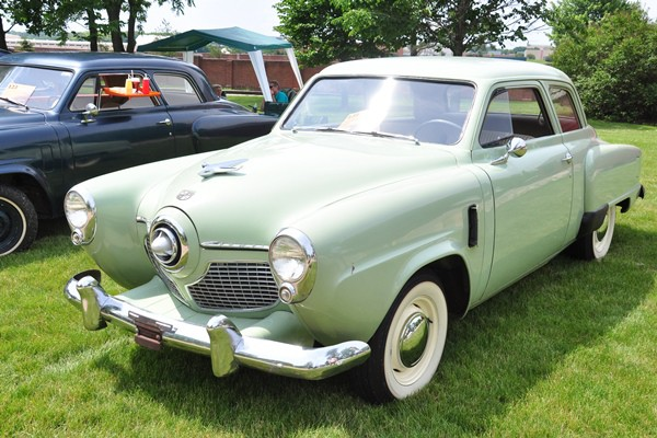 1951 Studebaker Champion Roy Marvel