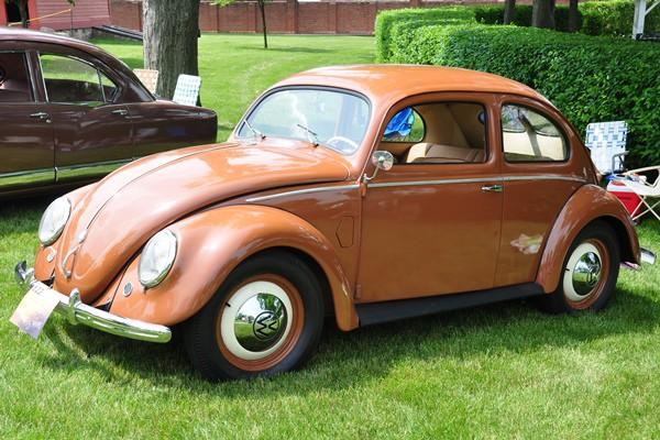 1951 Volkswagen Beetle 1100 Craig Elam