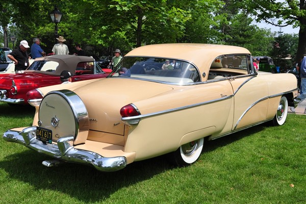1955 Packard Super Clipper Robert Shepherd