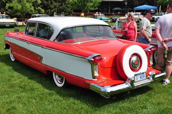 1957 Nash Ambassador Custom LR Joe Danielewicz