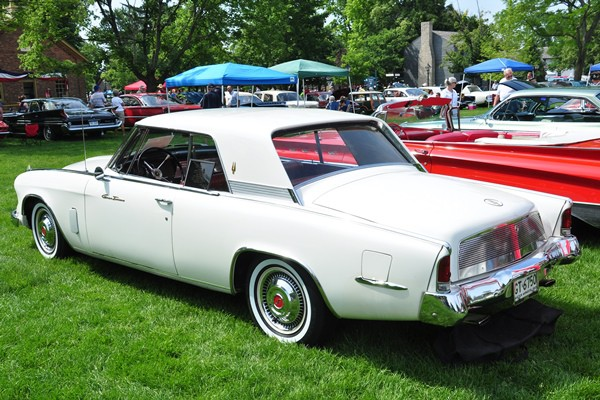 1962 Studebaker Hawk GT LR Gary Taylor