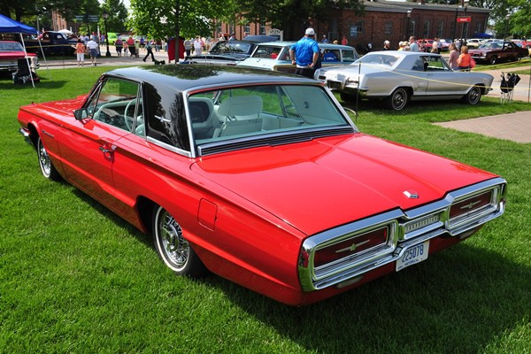 1964 Ford Thunderbird Brian Chesney