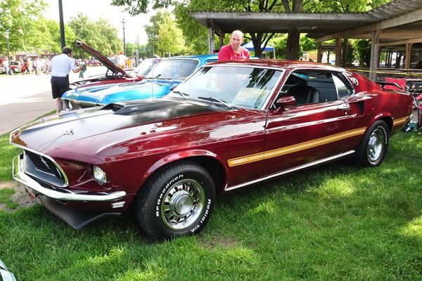 1969 Mustang Mach 1 Darrin Joseph