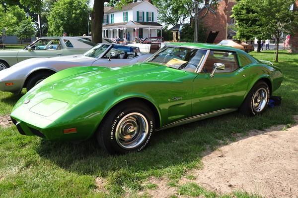 1975 Chevrolet Corvette Coupe Brian Toth