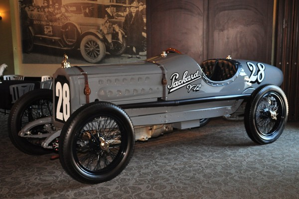 1916 Packard Twin-Six racer