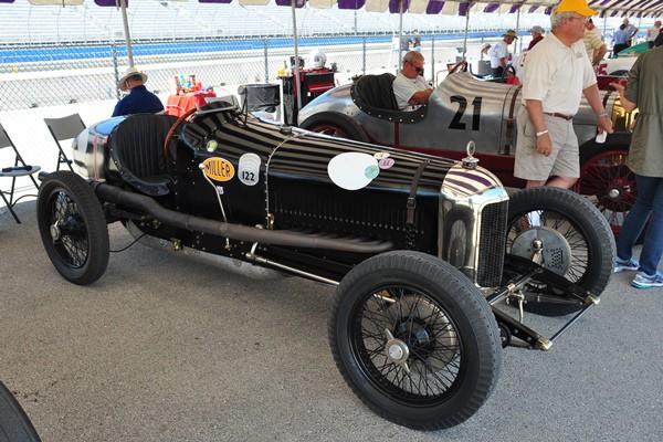 1923 Miller 122 GP Dan Davis
