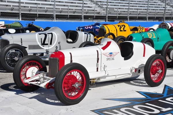 1923 Miller Tommy Milton Indy 500 winner Dana Mecum