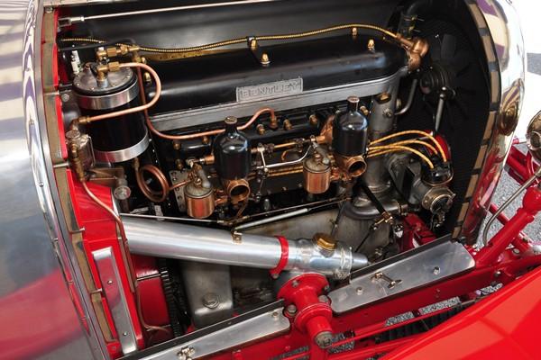 1924 Bentley Bill Hoff engine