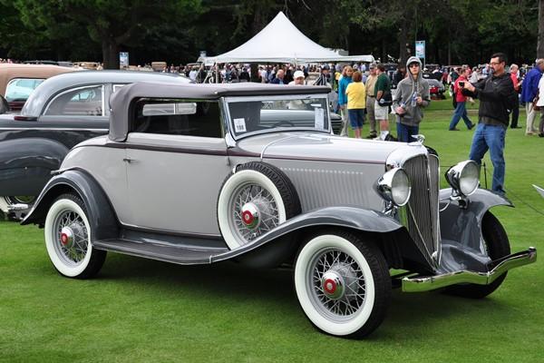 1932 Studebaker Rockne Deluxe Roadster Gary St. Amour
