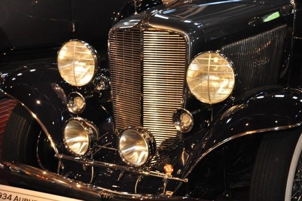 1934 Auburn Twelve Cabriolet
