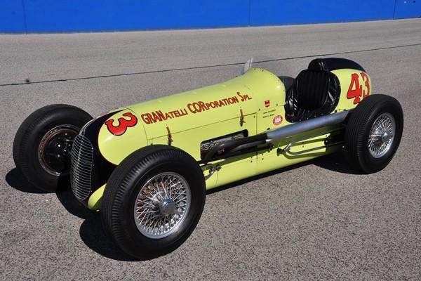 1949 Grancor Watson Ford Toney Edwards