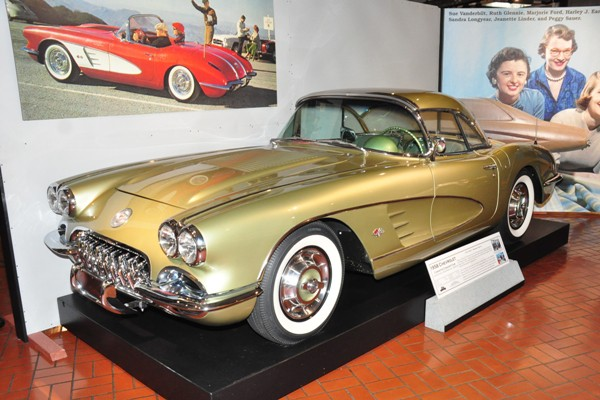 1958 Corvette Concept Fancy Free
