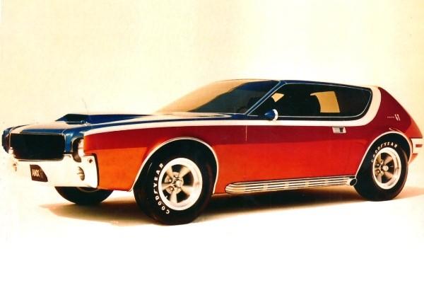 1967 AMC AMX GT