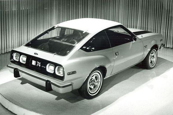 1974 AMC Gremlin GII