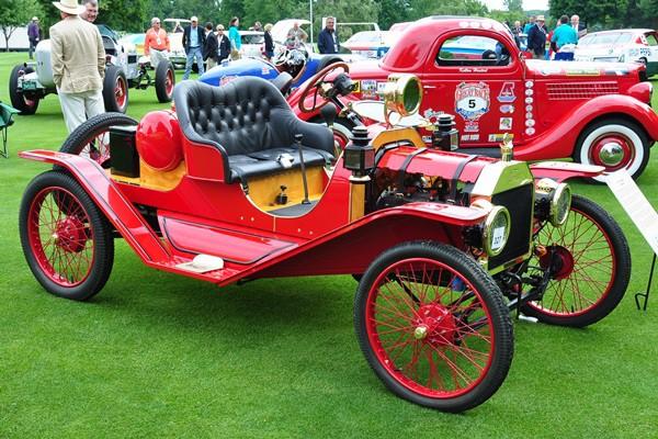 1914 Ford Model T Speedster Scott Thams