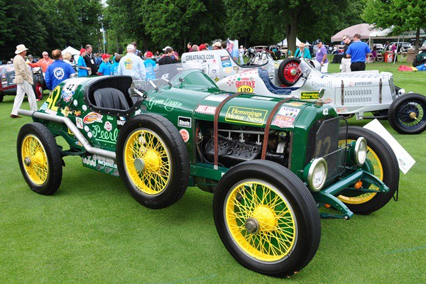 1917 Peerless V8 racer Hagerty Insurance