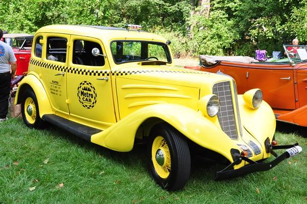 1934 Auburn Taxicab
