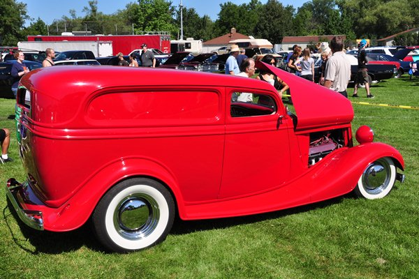 1934 Ford Sedan Delivery