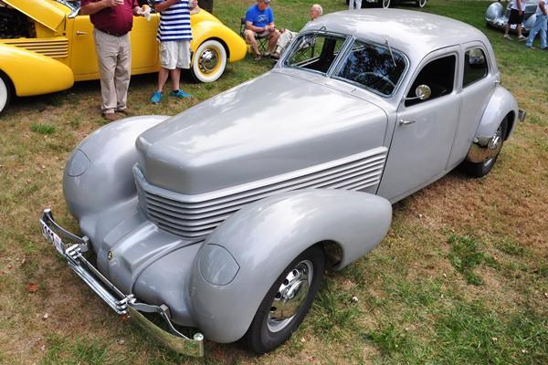 1936 Cord 810 Westchester Sedan Pat Leahy
