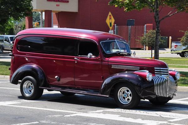 1941-47 Chevrolet Panel