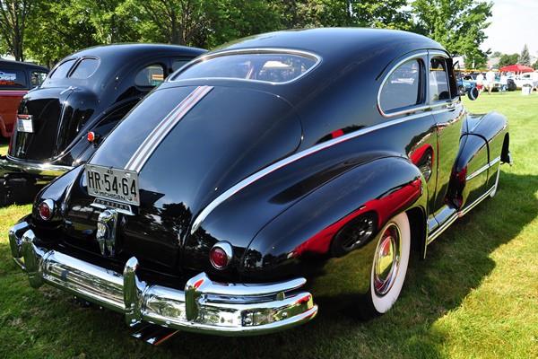 1948 Pontiac Two-door seadn
