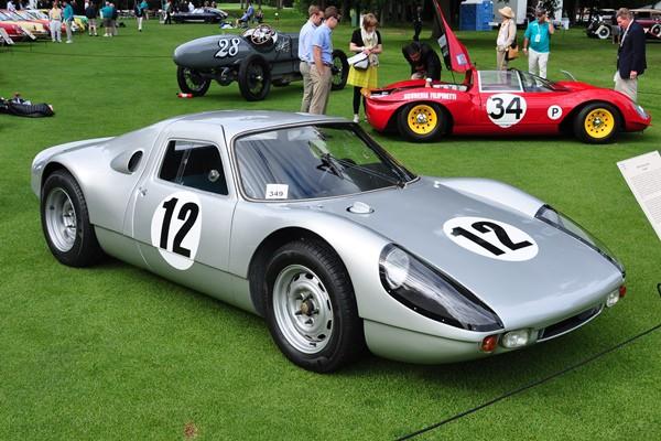 1963 Porsche 904 Coupe Alexander Pollock