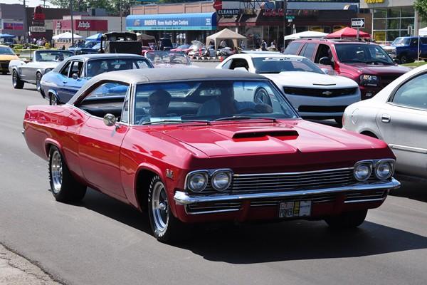 1965 Impala Sport Coupe