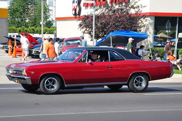 1967 Chevelle Malibu Sport Coupe