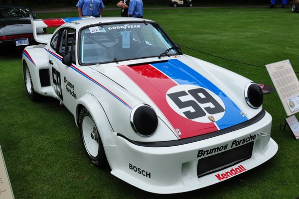 1977 Porsche 934.5 by Brumos Bob Weber RF