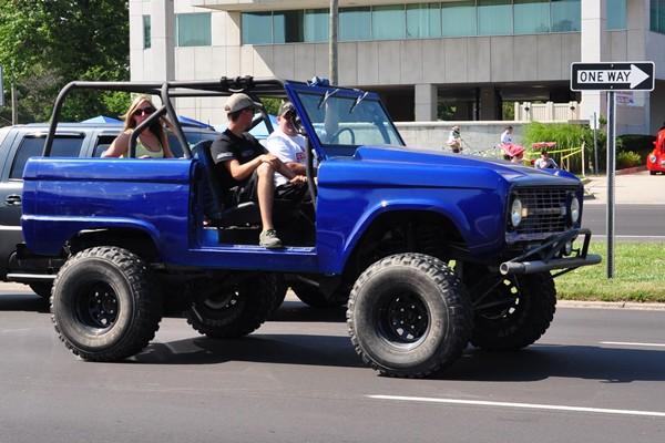 First gen Ford Bronco